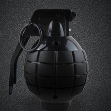 Load image into Gallery viewer, Durable Toy Grenade Toy Ammo Game Bomb Launcher Blast Replica Military Outdoor Tactical Accessory