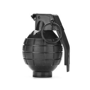 Durable Toy Grenade Toy Ammo Game Bomb Launcher Blast Replica Military Outdoor Tactical Accessory