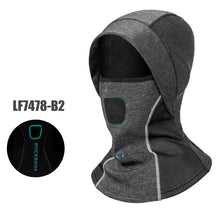 Load image into Gallery viewer, ROCKBROS Winter Ski Mask Cycling Skiing Running Sport Training Face Mask Balaclava Windproof Soft Keep Warm Half Face Mask