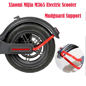 Fender Support For Xiaomi M365 Scooter M365 Pro Rear Fender Wing Mudguard Support Protection Cable for Xiaomi Accessories Parts