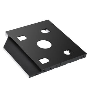 "Sunvalley Aluminum Alloy&Plastic 9.5mm 2nd HDD Caddy SATA To SATA 3.0 For Laptop DVD/CD-ROM Optical Bay 2.5"" HDD SSD Case"