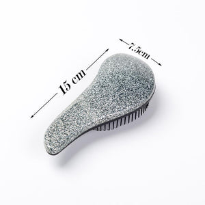 NEW Magic Massage Comb Hair Brush Anti-static Shower Comb detangle Smoothing Salon Hair Styling Tool Professional for women girl