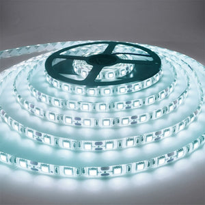 5M 300 LED Strip Light Non Waterproof DC12V Ribbon Tape Brighter SMD3528 Cold White/Warm White/Ice Blue/Red/Green/blue