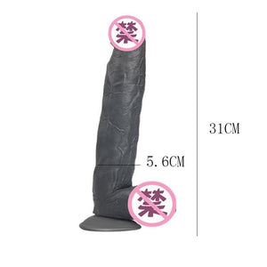 31X5.6 CM big Dildo no vibrator suction cup dildo realistic huge horse dildos no vibrators adult toys toys for woman sex shop