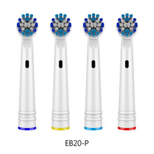 Load image into Gallery viewer, 4Pcs/lot Replacement Electric Toothbrush Heads For EB-17P18202550 Hygiene Care Clean Electric Tooth Brush for all round head