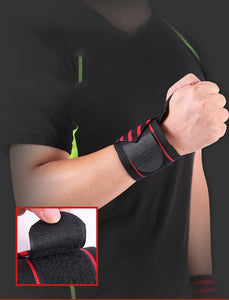 1 Piece Weight Lifting Strap Fitness Gym Sport Wrist Wrap Bandage Hand Support Wristband