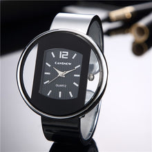 Load image into Gallery viewer, Women Watches 2019 New Luxury Brand Bracelet Watch Gold Silver Dial  Lady Dress Quartz Clock Hot bayan kol saati