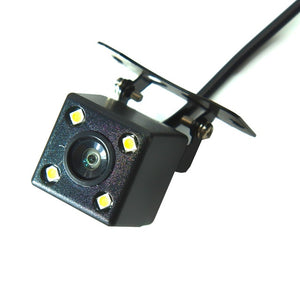 BYNCG Car Rear View Camera 4 LED Night Vision Reversing Auto Parking Monitor CCD Waterproof 170 Degree HD Video