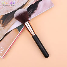 Load image into Gallery viewer, Docolor foundation brush flat top buffing Brushes Fan Contour Powder Brush highlighter makeup Brushes Pincel Maquiagem