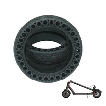 Load image into Gallery viewer, For Xiaomi M365 Accessories Solid Hollow Tires  Non-Pneumatic Damping Rubber Tyre For Xiaomi M365 Electric Scooter Solid tires