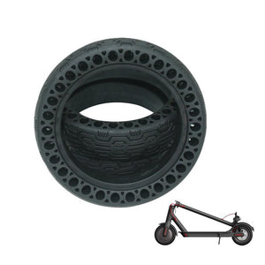 For Xiaomi M365 Accessories Solid Hollow Tires  Non-Pneumatic Damping Rubber Tyre For Xiaomi M365 Electric Scooter Solid tires