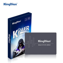 "Load image into Gallery viewer, KingDian SSD 1TB 240 gb 120gb HD SSD SATA III 3 Hard Drive 2.5"" SSD 128gb 256gb 512gb 480gb 60gb hdd Internal Solid State Disk"