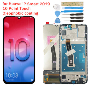 LCD Display for Huawei P Smart 2019 LCD Display Screen Touch Digitizer Assembly P Smart 2019 LCD Display 10 Touch Repair Parts