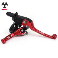 Load image into Gallery viewer, ASV F3 2nd ShortAlloy Brake & Clutch handlebar lever for Motocross Motorcycle Pitbike Dirt Pit Bike Universal Patrs Red