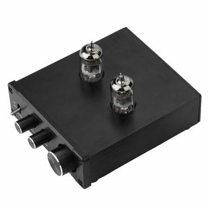 High Quality Tube Phono Stage Digital Turntable Audio Pre-Amplifier Hi-Fi AUX Preamplifier