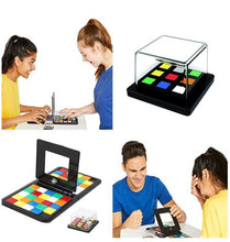 Load image into Gallery viewer, Puzzle Cube 3D Puzzle Race Cube Board Game Kids Adults Education Toy Parent-Child Double Speed Game Magic Cubes