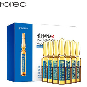 SENANA Hyaluronic Acid Face Serum 24k gold Nicotinamide Ampoule Anti-Aging Shrink pores Anti-Ance Whitening Moisturizing essence