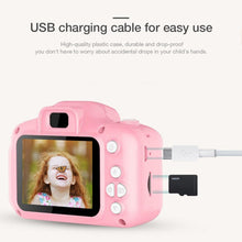 Load image into Gallery viewer, Newest High Quality Kids Digital HD 1080P Video Camera Toys 2.0 Inch Color Display Kids Birthday Gift Toys For Children