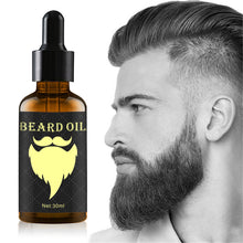 Load image into Gallery viewer, 100% Natural 30ML Accelerate Facial Hair Grow Beard Essential Oil Hair and Beard Growth Oil Men Beard Grooming Products TSLM2