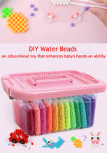 Load image into Gallery viewer, DIY Water Beads Set Toys for Children Montessori Education Brain Magic Box Kids Handmade Toys for Baby Girls Boys 3 5 7 8 Years