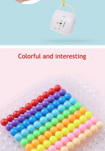 DIY Water Beads Set Toys for Children Montessori Education Brain Magic Box Kids Handmade Toys for Baby Girls Boys 3 5 7 8 Years