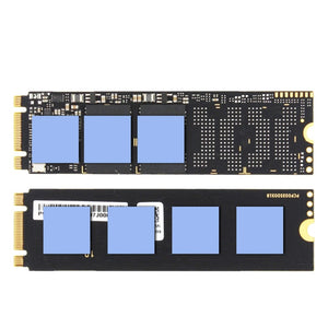 New Dustproof NVME NGFF M.2 Heatsink Cooling Metal Sheet Thermal Pad For M.2 NGFF 2280 PCI-E NVME SSD