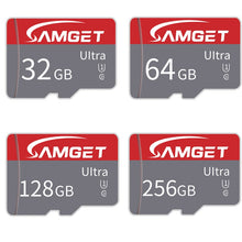 Load image into Gallery viewer, High speed Micro SD Card  8GB 16GB 32GB 64GB128GB 256GB Memory Card MicroSD C10 TF card cartao de memoria for phone camera