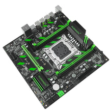 Load image into Gallery viewer, HUANAN ZHI X79-ZD3 REV2.0 Motherboard For Intel C602 X79 LGA 2011 RECC DDR3 1333/1600/1866MHz 128GB M.2 NGFF/NVME MATX Mainboard