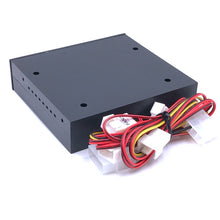 Load image into Gallery viewer, SXDOOL STW-6002 4 Channel Speed Fan Controller with Blue LED  Controller and CPU HDD VGA