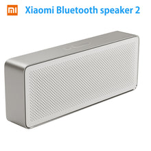 Load image into Gallery viewer, Original Xiaomi Mi Bluetooth Speaker Square Box 2 Xiaomi Speaker 2 Square Stereo Portable V4.2 High Definition Sound Quality