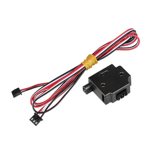 LERDGE 3D Printer Parts Material detection module for 1.75mm/3.0mm filament detecting module monitor sensor Mechanical Endstop