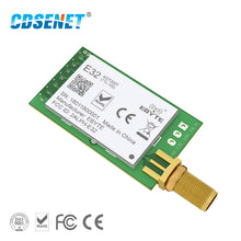 Load image into Gallery viewer, LoRa SX1278 433 MHz Wireless rf Module iot Transceiver CDSENET E32-433T20DT UART Long Range 433MHz rf Transmitter Receiver