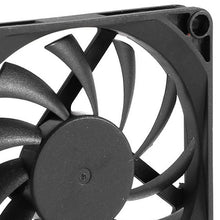 Load image into Gallery viewer, YOC Hot 80mm 2 Pin Connector Cooling Fan for Computer Case CPU Cooler Radiator
