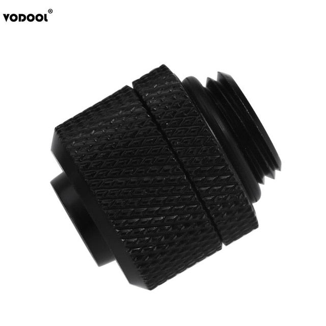 VODOOL Water Cooling Fittings G1/4 External Thread Pagoda For 9.5X12.7mm Soft Tube PC Computer Water Cooling System Connector