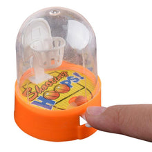 Load image into Gallery viewer, Developmental Basketball Machine Anti-stress Player Handheld Children Basketball shooting Decompression Toys Gift Mini