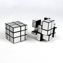 Load image into Gallery viewer, Magic Cube Third-order Mirror Shaped Children Creative Puzzle Maze Toy Adult Decompression Anti-pressure Artifact Toys TY0306