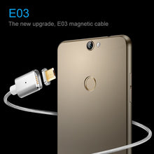 Load image into Gallery viewer, Elough E03 Magnetic Charger Micro USB Cable For Xiaomi Huawei Android Mobile Phone Fast Charging Magnet Microusb Data Cable Wire