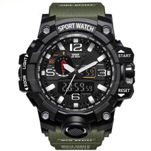 Load image into Gallery viewer, G style Shock Watches Men Military Army Mens Watch Reloj Led Digital Sports Wristwatch Male Gift Analog Automatic Watches Male