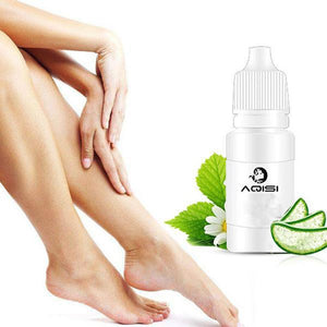 Herbal Permanent Hair Growth Inhibitor After Hair Removal Repair Nourish Essence Liquid