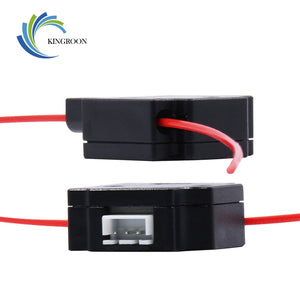 KINGROON 3D Printer Filament Break Detection Module With 1M Cable Run-out Sensor Material Runout Detector For 3D Printer Parts 2