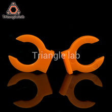 Load image into Gallery viewer, trianglelab Collet Clips for bowden tube collet  for E3D heatsink hotend 3D printer access 1.75 mm filament Bowden Collet Clips