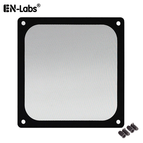 100x 120mm Anti Vibration Flexible Rubber Silicone Frame Pad For 12cm PC Fan