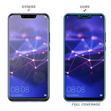 Load image into Gallery viewer, Tempered Glass For Huawei Mate 20 10 Lite P10 P20 Lite Pro P Smart Screen Protector For Huawei Honor 9 8 Lite Nova 3 3i