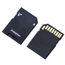 Load image into Gallery viewer, NOYOKERE 2PCS  Popular Micro SD TransFlash TF to SD SDHC Memory Card Adapter Convert into SD Card