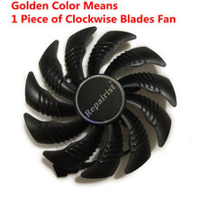 Load image into Gallery viewer, 82-85MM T129215SU GPU Cooler Alternative Fan For GIGABYTE RX580 480 570 470 GTX1070 1060 1050 Graphics Video Card Cooling Fee