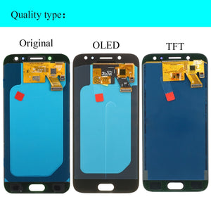 SUPER AMOLED 5.2'' LCD Replacement Display for SAMSUNG Galaxy J5 PRO 2017 J530 J530F LCD Touch Screen Digitizer Assembly