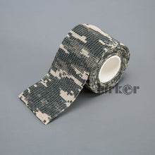 Load image into Gallery viewer, 5cmx4.5m Army Camo Outdoor Disguise Hunting Durable Camouflage Stealth Tape Waterproof Wrap For Airsoft Riflescope Camera Lens