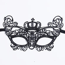 Load image into Gallery viewer, Sexy Women Lace Eye Face Mask Masquerade Ball Prom Halloween Costume