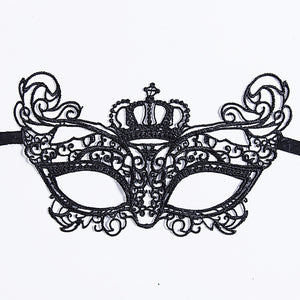 Sexy Women Lace Eye Face Mask Masquerade Ball Prom Halloween Costume