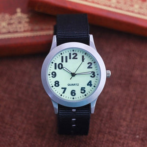 2019 JINNAIER new famous brand men children boys girls fashion cool quartz Saber watches students canvas electronic Wrist watch